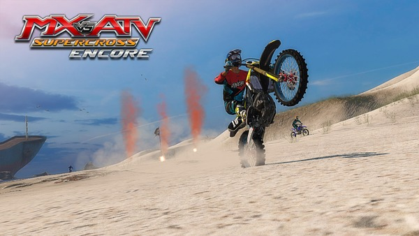 MX vs. ATV Supercross Encore Edition - (PC) Torrent