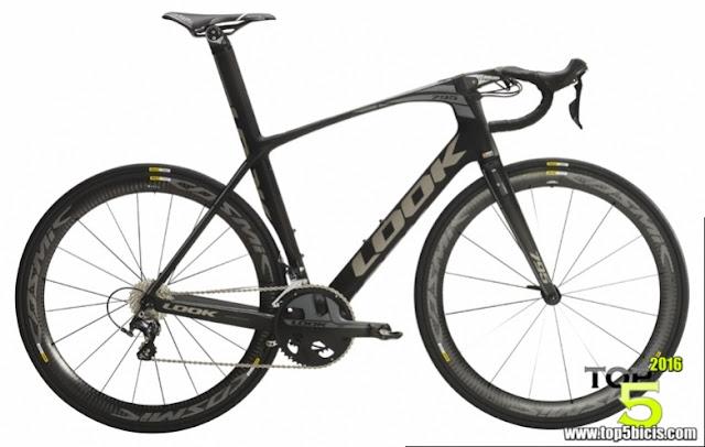 LOOK 795 AEROLIGHT, una bici del futuro, en el presente