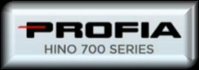 PROFIA HINO700 Series LOGO