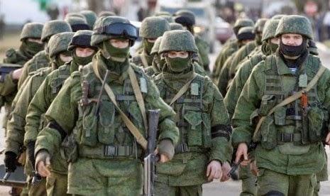 Rusia Izinkan WNA Masuk Militer