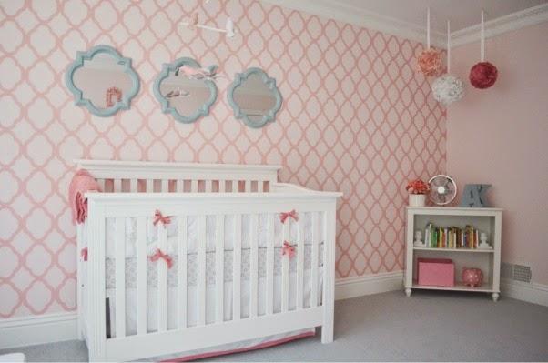 Papel de parede para quarto de bebe papel de parede para - Papel pared bebe ...