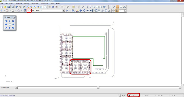 Visual Software For Outdoor Lighting Design Part Four Electrical Knowhow