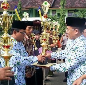 Juara I Lomba Manajemen Kamad