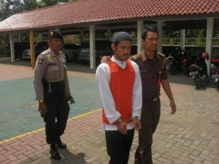 Terdakwa Pembunuh Guru SD Tak Ajukan Eksepsi