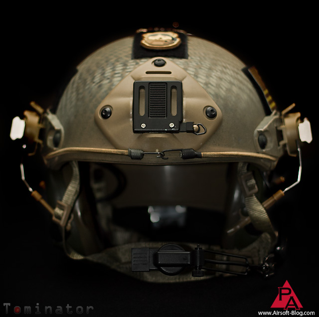 airsoft helmet, air frame helmet, ebairsoft, crye precision air frame helmet, gear whores anonymous, GWA, GWA Patch, pyramyd airsoft blog, pyramyd air, 12 deals of Christmas, tom harris media, tominator,