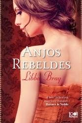 """""""Anjos Rebeldes"""" de Libba Bray"""