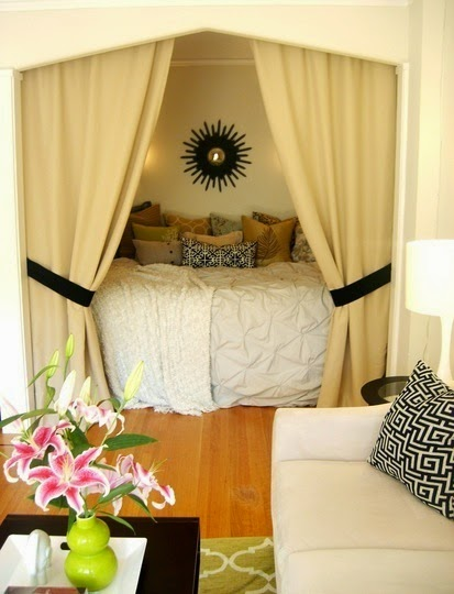 alcove beds