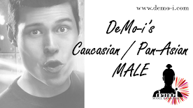 DeMo-i's Caucasian/Pan-Asian Male Models