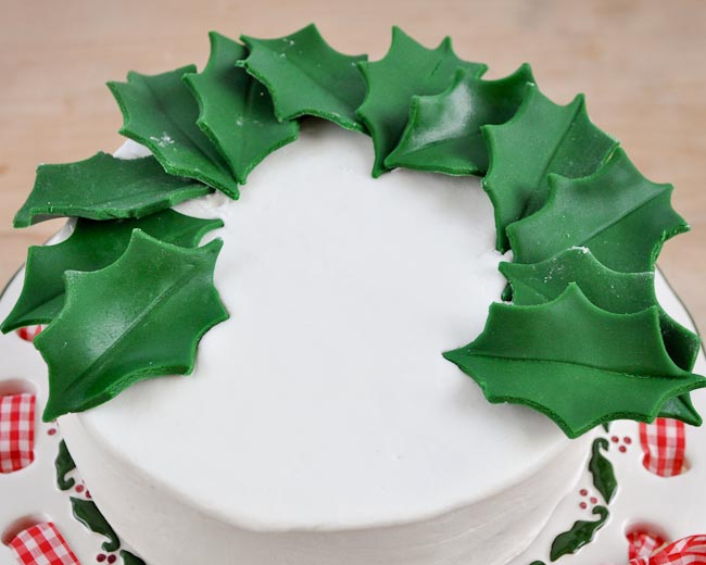 Beki Cooks Cake Blog Easy Christmas Wreath