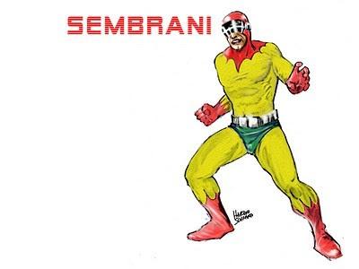 Tokoh Superhero Indonesia | Sembrani