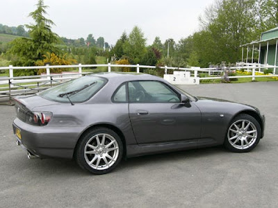 AUTO DEPORTIVO HONDA S2000 CARRO VERSION COUPE