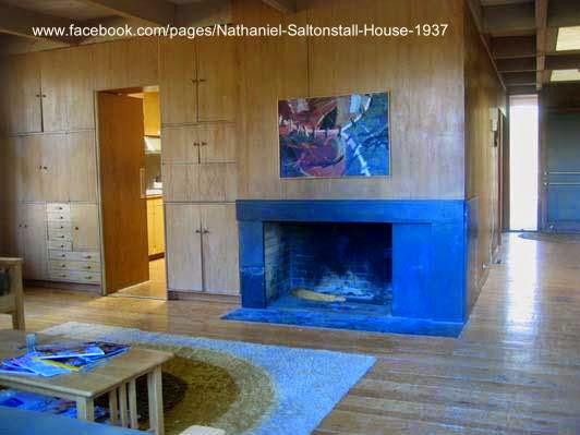 Cabaña de madera diseño Bauhaus
