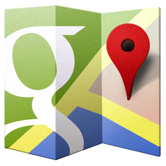 Google Maps Mi recorrido en la Condesa