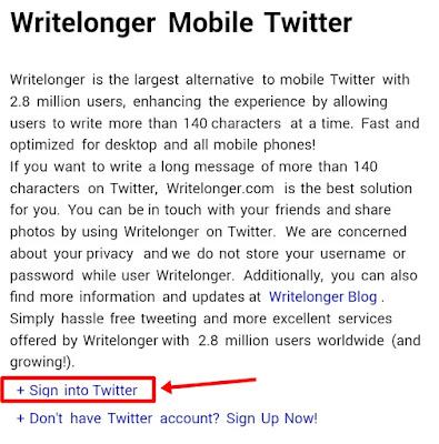 Cara Mengganti Foto Profil Twitter Lewat HP Android
