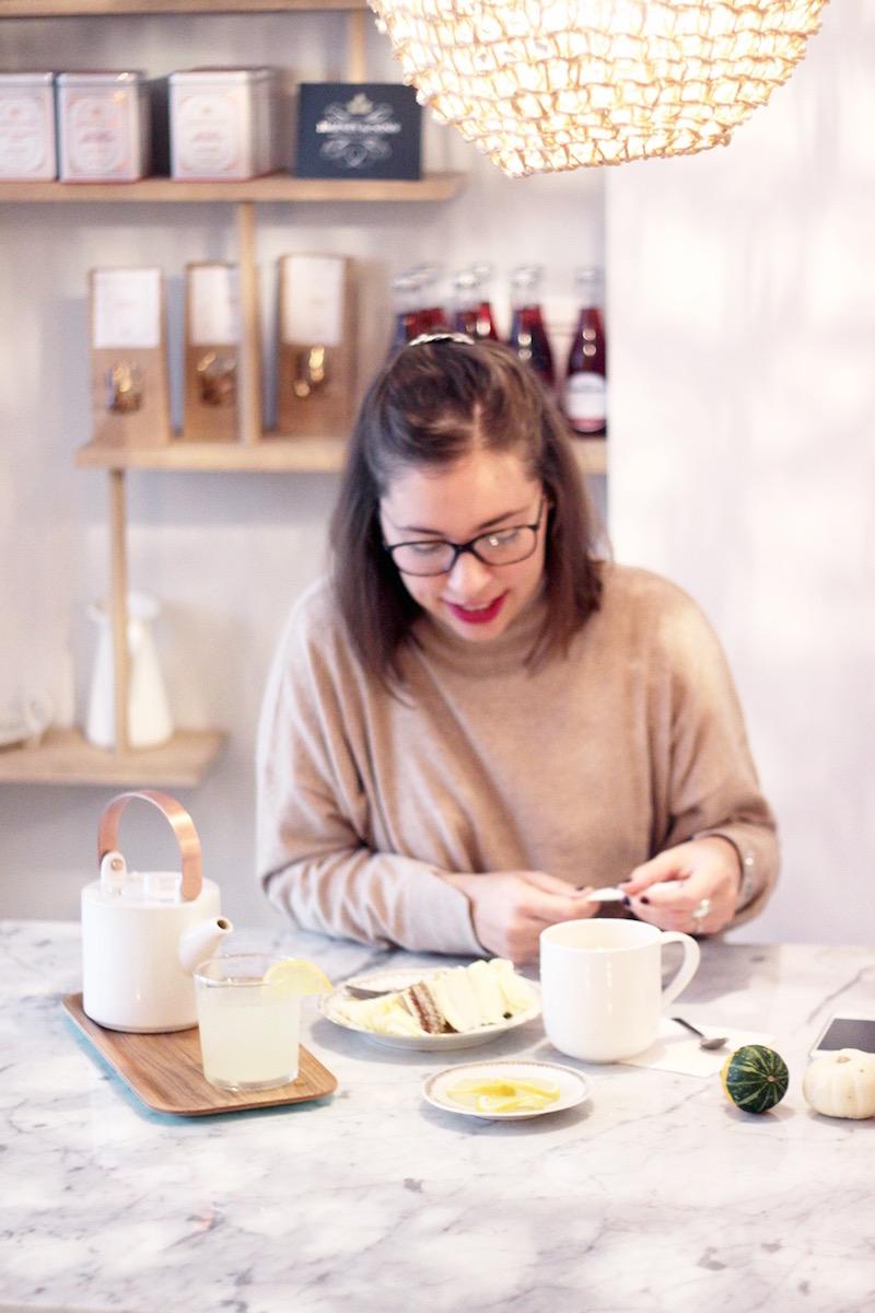 prendre la thé chez Mona à Bordeaux