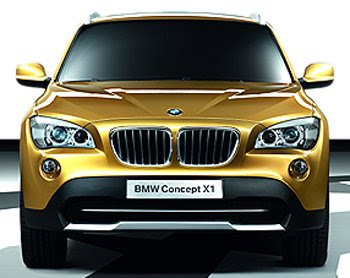 on Bmw X1   The Cars News