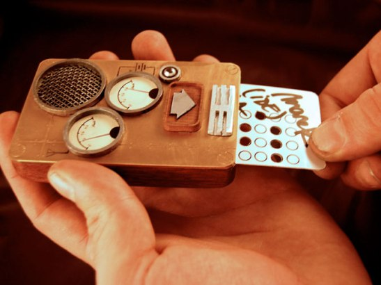 Unique Phones Made From Recycled Parts