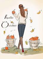 ¡Bienvenido Octubre!...