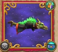 Undead Spyre Eel
