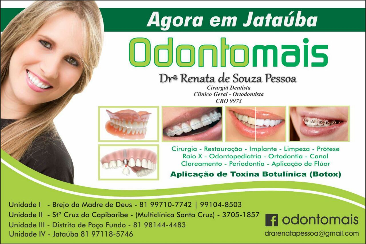 Acompanhe nossa Fanpage: Odontomais