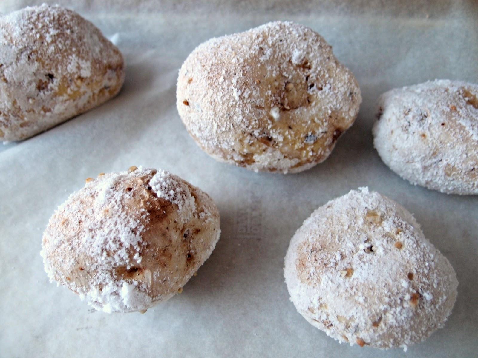 Milk and Honey: Salt Baked Potatoes With Guacamole