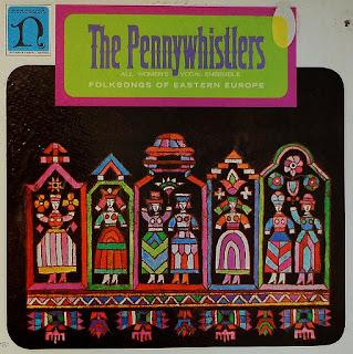Pennywhistlers sing S'iz der step