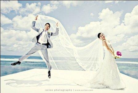 Koleksi FOTO Pre Wedding Cantik dan Keren www.alibloggers.com