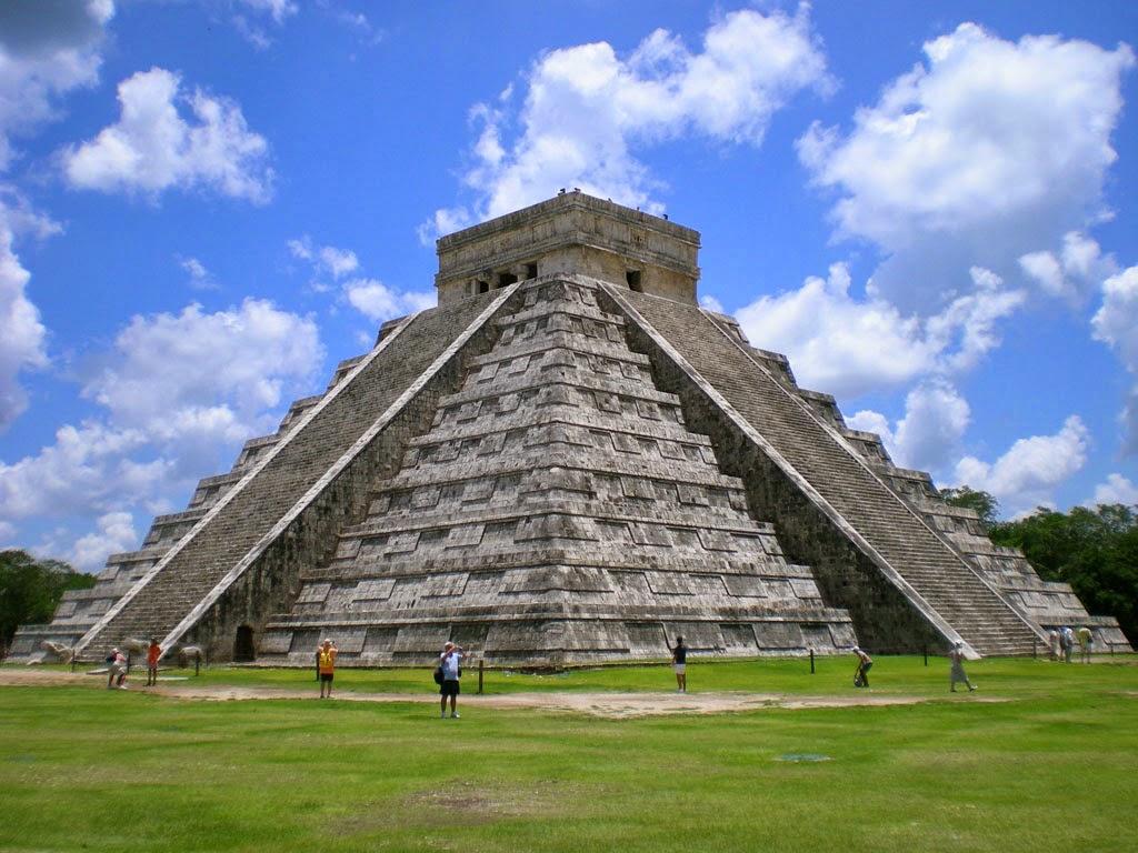 Las antiguas civilizaciones americanas mayas y aztecas for Civilizacion maya arquitectura