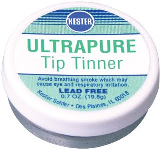 Tip Tinner Cleaner