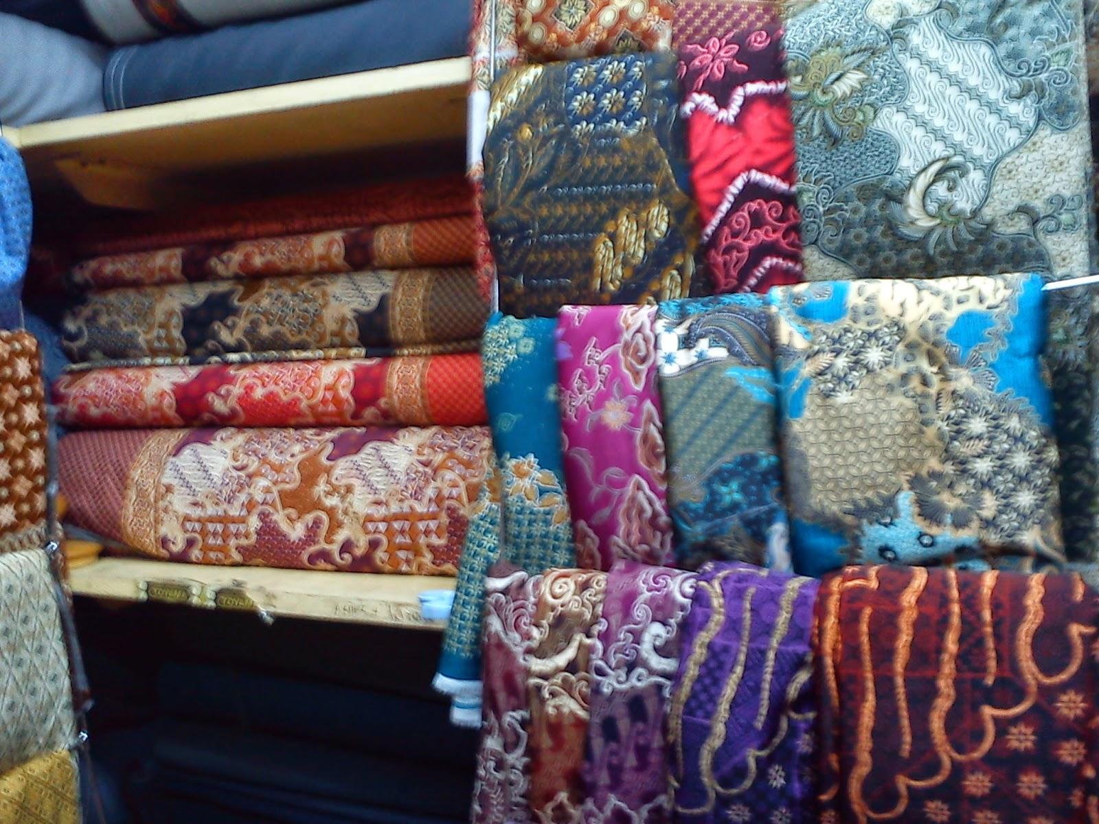 Grosir Aneka Batik Murah Surabaya Berkualitas