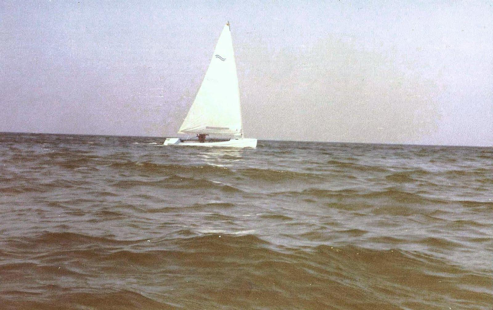 la barca a vela preferita: il mio Finn