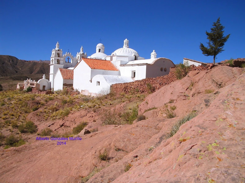 Templo de Santuario Manquiri