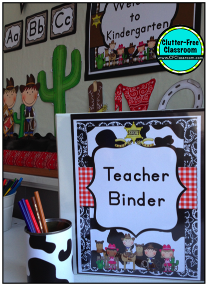 Classroom Design For Behavior Management ~ Western cowboy country themed classroom ideas photos