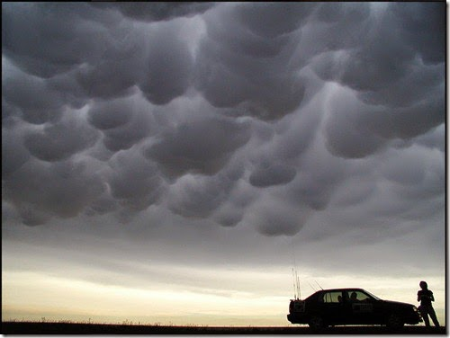 Cómo fotografiar nubes