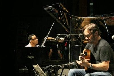 Sul palco del Regina Palace a Stresa prevedibiloe grande successo dei due grandi del jazz