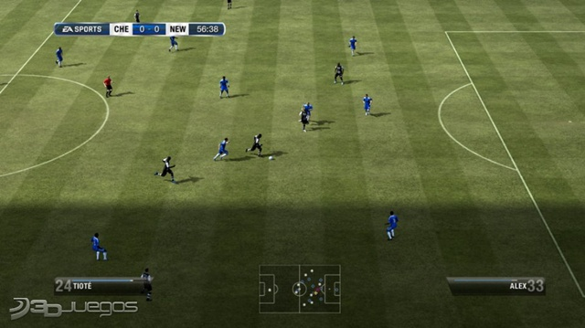 Capturas 3 Fifa 12 PS2