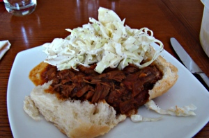 Slow Cooker Sweet and Smoky Beef from the Perfect Pantry has a sauce ...