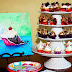 Host A Cupcake Painting Party: Recipes and Video
