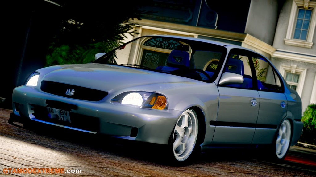 Download Carro Honda Civic iES Para GTA IV