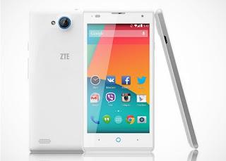 Harga ZTE Blade G Lux Terbaru, Dengan Spesifikasi Layar 4.5 Inch