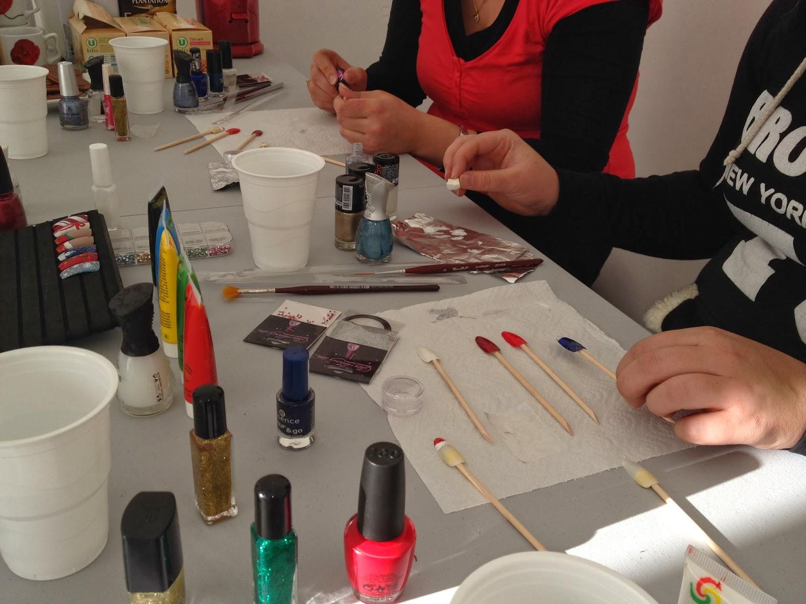 Ateliers nail art Décembre et Janvier6