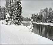 Houston B.C. Morice River 2