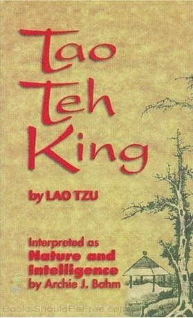 Tao Teh King