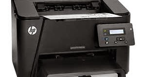 Драйвер для принтера hp laserjet pro m201n
