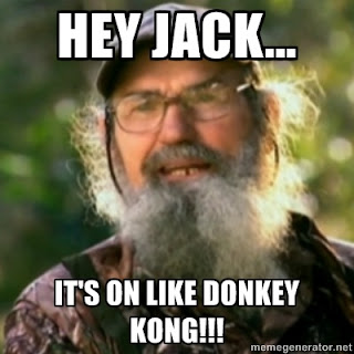 my favorite uncle si quote do you like duck dynasty are you a bit