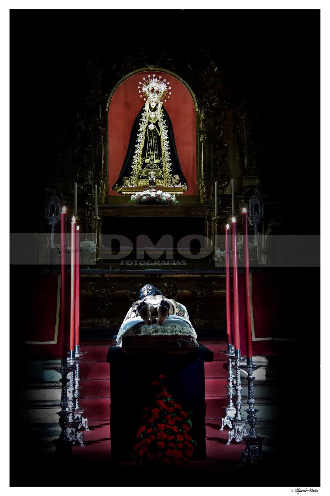 1º Premio Culto e Imágenes Hda. Santo Entierro Arahal 2013