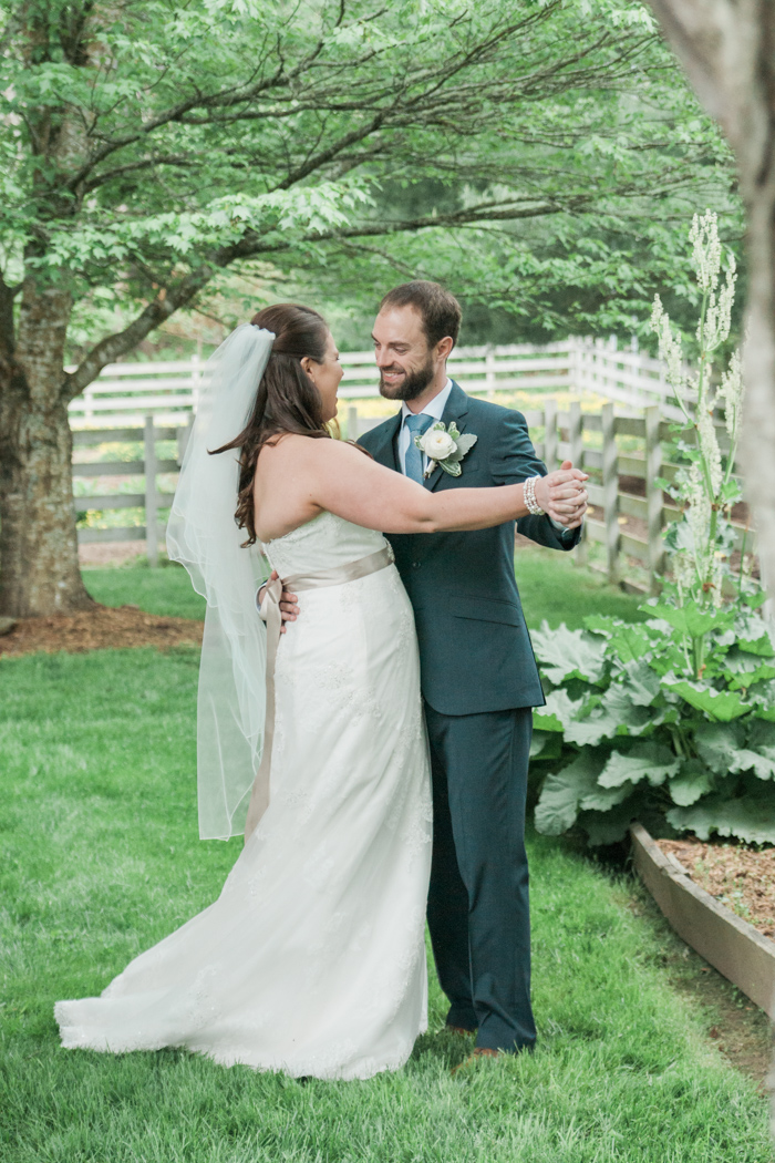 A Rustic Mast Farm Inn Destination Wedding - Boone NC Photographer
