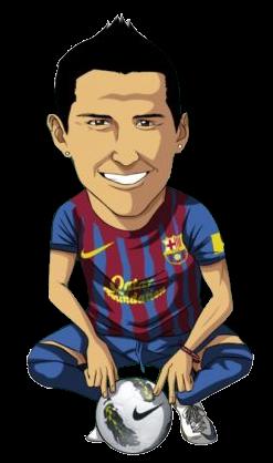 Los jugadores de futbol y las caricaturas mas feas Facebook - Imagenes De Caricaturas De Jugadores De Futbol