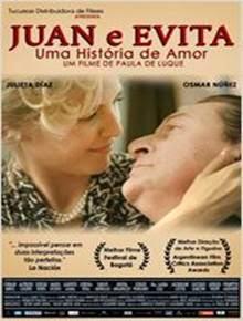 Baixar Juan e Evita - Uma História de Amor  Dublado RMVB + AVI + Torrent