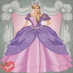 Prenses Giydirme Android Apk Oyun resimi